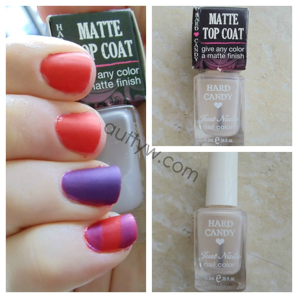 AuttyW: Review: Hard Candy Matte-ly In Love